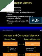 Consumer Memory