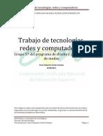 Trabajo de Tecnologas Compeltt 2007