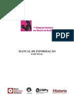 Manual Olimpiada