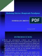 Marketing Interno Herramienta Economia Globa Desarrollo Local