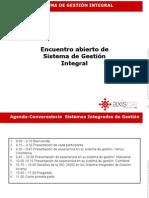 ISO26000 y los Sistemas de Gestión integral