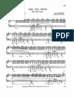 Schubert Liszt Erlkonig