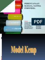 Model Kemp 2