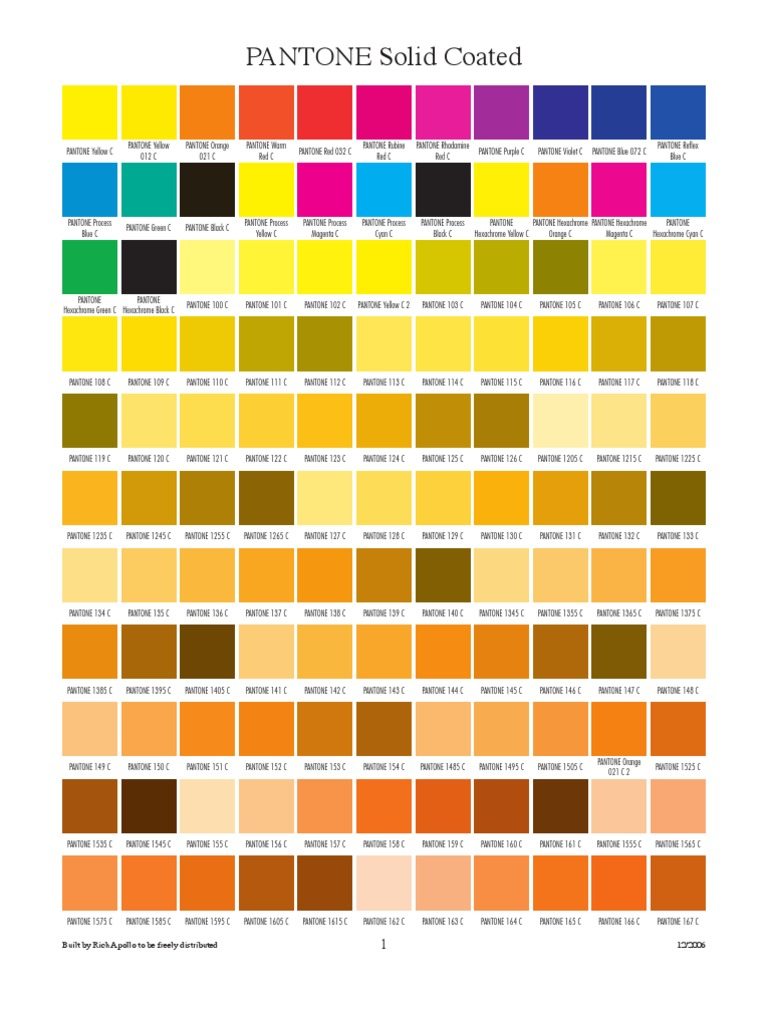 pantone colour chart. Black Bedroom Furniture Sets. Home Design Ideas