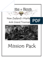 Fields of Blood Mission Pack