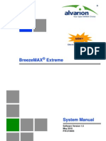 BreezeMAX Extreme Ver.1.5 System Manual 100502