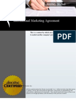 International+Marketing+Agreement