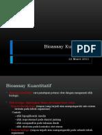 Bioassay Kuantitatif