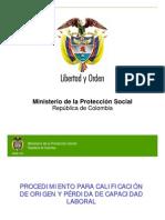 Presentacion Manual de Calificacion de ATEP
