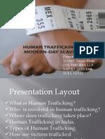 Human Trafficking Legal Ppt