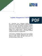 Liquidity Management in T2 V3