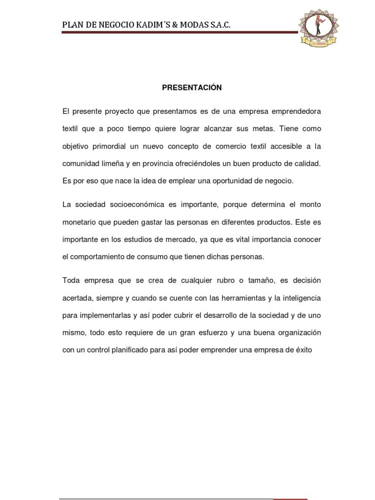 Ejemplo De Resumen Ejecutivo De Tesis - Professional User Manual ...