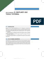 APPENDIX D - MATLAB'S GUI TOOLS TUTORIAL