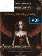 Dungeons and Dragons - Book of Erotic Fantasy