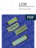 LCD M1632