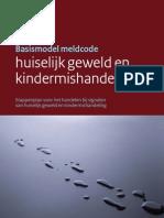 x Basis Model Meldcode Huiselijk Geweld en Kin Dermis Handel Ing Losse Paginas[1]