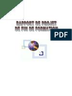 Rapport de projet -- MCD ,MLD....