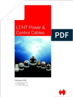 Cable Catalogue
