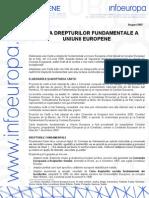 Carta Drepturilor Fund Amen Tale Ue