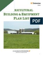 Agri Build Plans