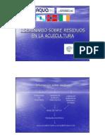Ponencia Residuos Algas y Moluscos