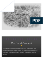 Portland Cement (Detailed Study)