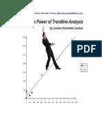 Trendline Analysis eBook