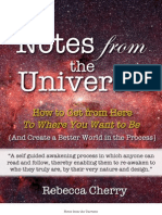 Notes From the Universe eBook