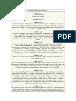 Terjemah Bulughul Maram 5.Kitab Puasa