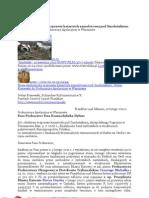 Nowe okoliczności 20110210 w sprawie katastrofy samolotowej pod Smoleńskiem. Stefan Kosiewski do Prokuratury Apelacyjnej w Warszawie