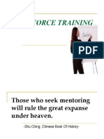 Sale Force Training