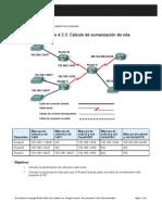 Sumarizacion de Rutas Sem3 Capt-4