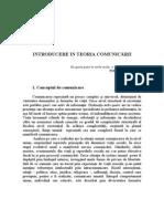 1 Introduce Re in Teoria Comunicarii