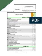 Lista de Chequeo Dell Fresh