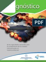Diagnostico del Cumplimiento de Tratados Internacionales Ambientales en Nicaragua