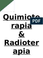 Quimioterapia e Radioterapia