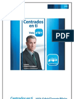 Programa Electoral PP Pontedeume 2011