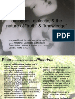"""Dialogues, Dialectic, And The """"Truth"""""""