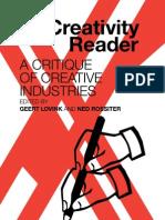 A Critique of Creative Industries