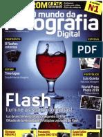 (2) Revista - O Mundo Da Fotografia Digital Junho 2010
