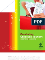 FAQ on Combating Child-Sex Tourism, by ECPAT International