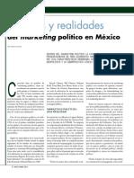 Técnicas y realidades del marketing político en México