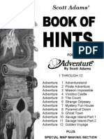 Scott Adams Book of Hints
