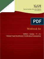 NISM-Series-Mutual Fund Distributors Work Book[1]