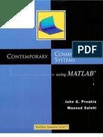 Contemporary Communication Systems Using Matlab - Proakis, Salehi