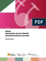 Burundi Report French