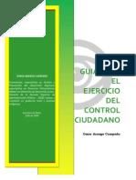 Guia Para El Control Ciudadano en Colombia