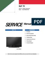 Samsung l70a Aquamarine Chassis Hl67a750a1fxzc Dlp Projectio [ET]