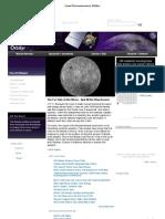 . Lunar Reconnaissance Orbiter