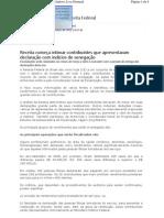 Receita Federal - Noticia Import Ante